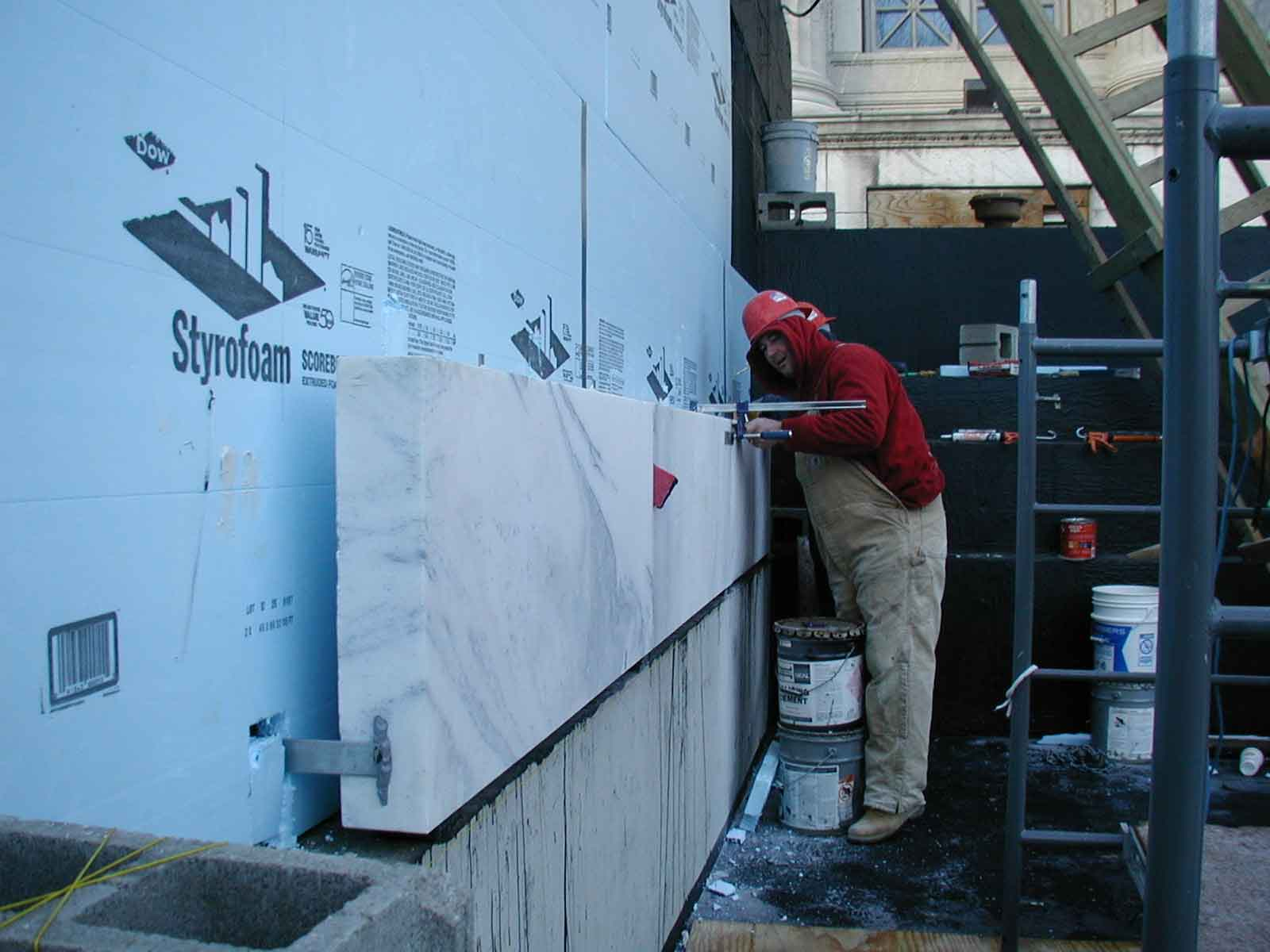 Mac Restoration Contracting Inc Masonry Restoration